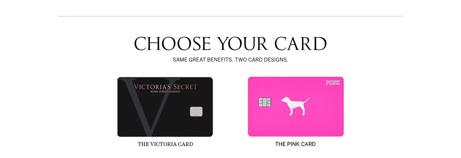 Victoria S Secret Credit Card
