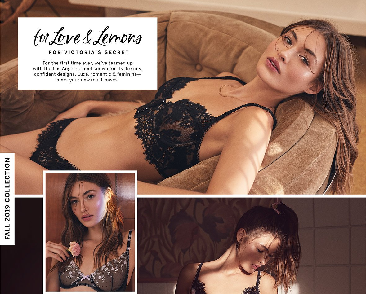 Victoria Secret Espagne Malaga for love and lemons: shop lingerie, dresses & more