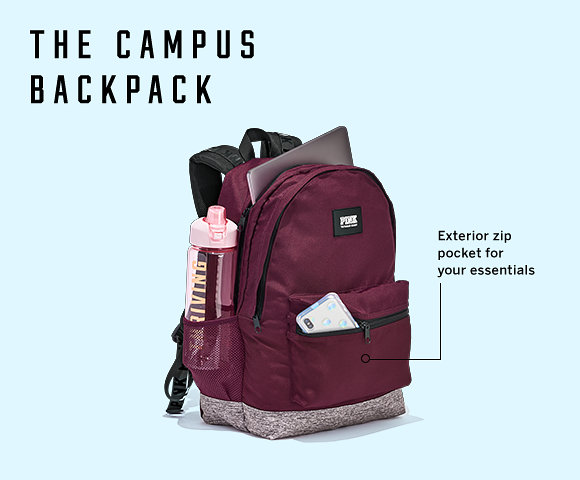 Backpacks - PINK
