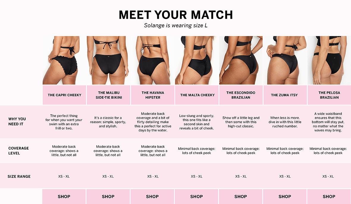 BNWT Ladies Sz 14 Best /& Less Ed.it.ed Body Brand Pink Lace Look Bikini Pants