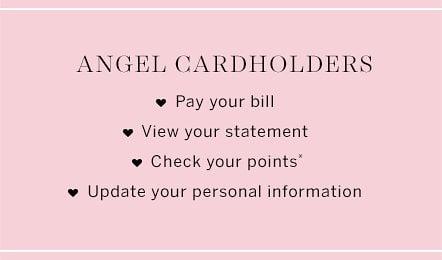 Victoria S Secret Credit Card