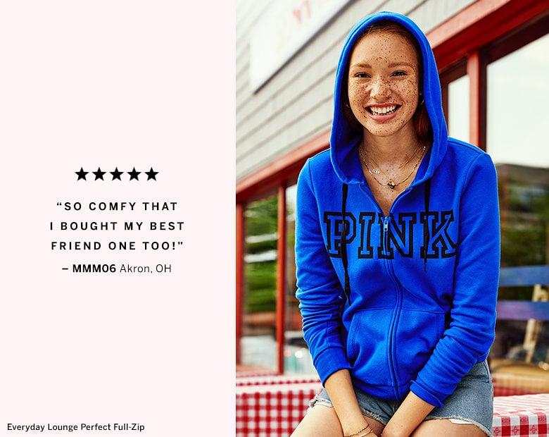 10c48d9bf30e4 All Sweatshirts - PINK