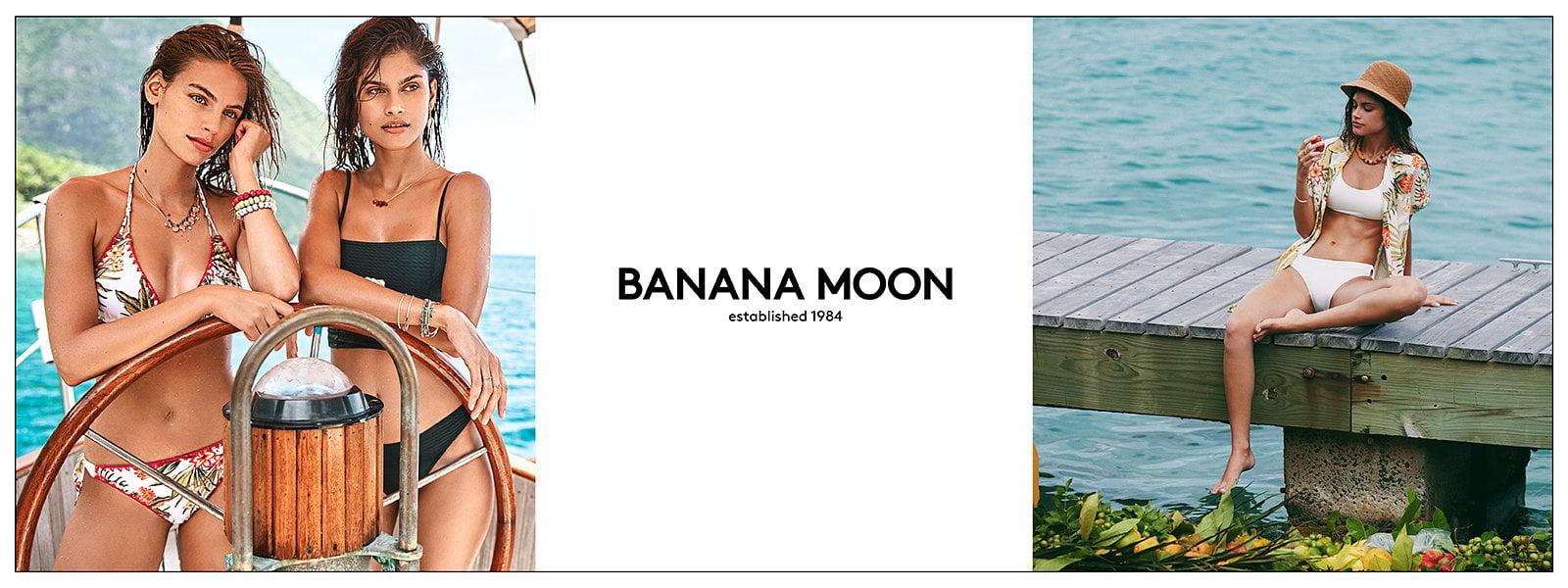 que te diviertas Simetría Tutor  Banana Moon Swimwear - Victoria's Secret Swim