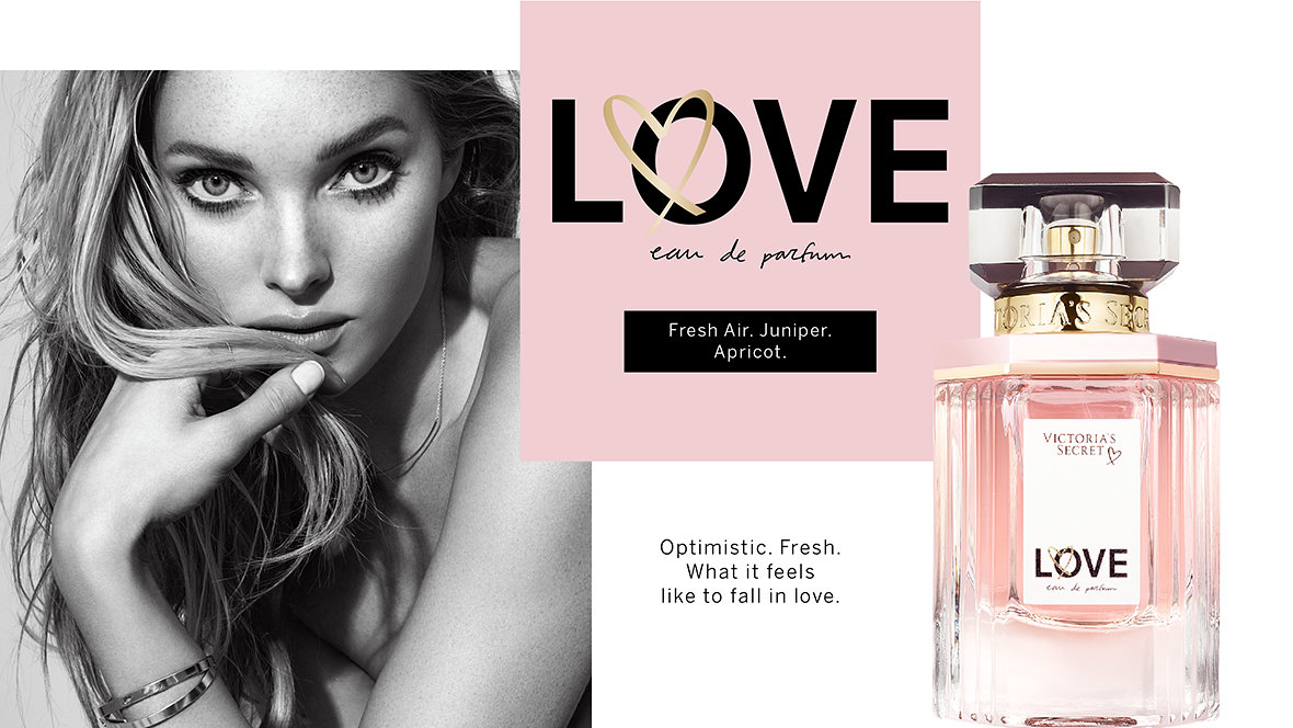 0577d8bdb8 Love Eau de Parfum. Fresh Air. Juniper. Apricot. Optimistic. Fresh.