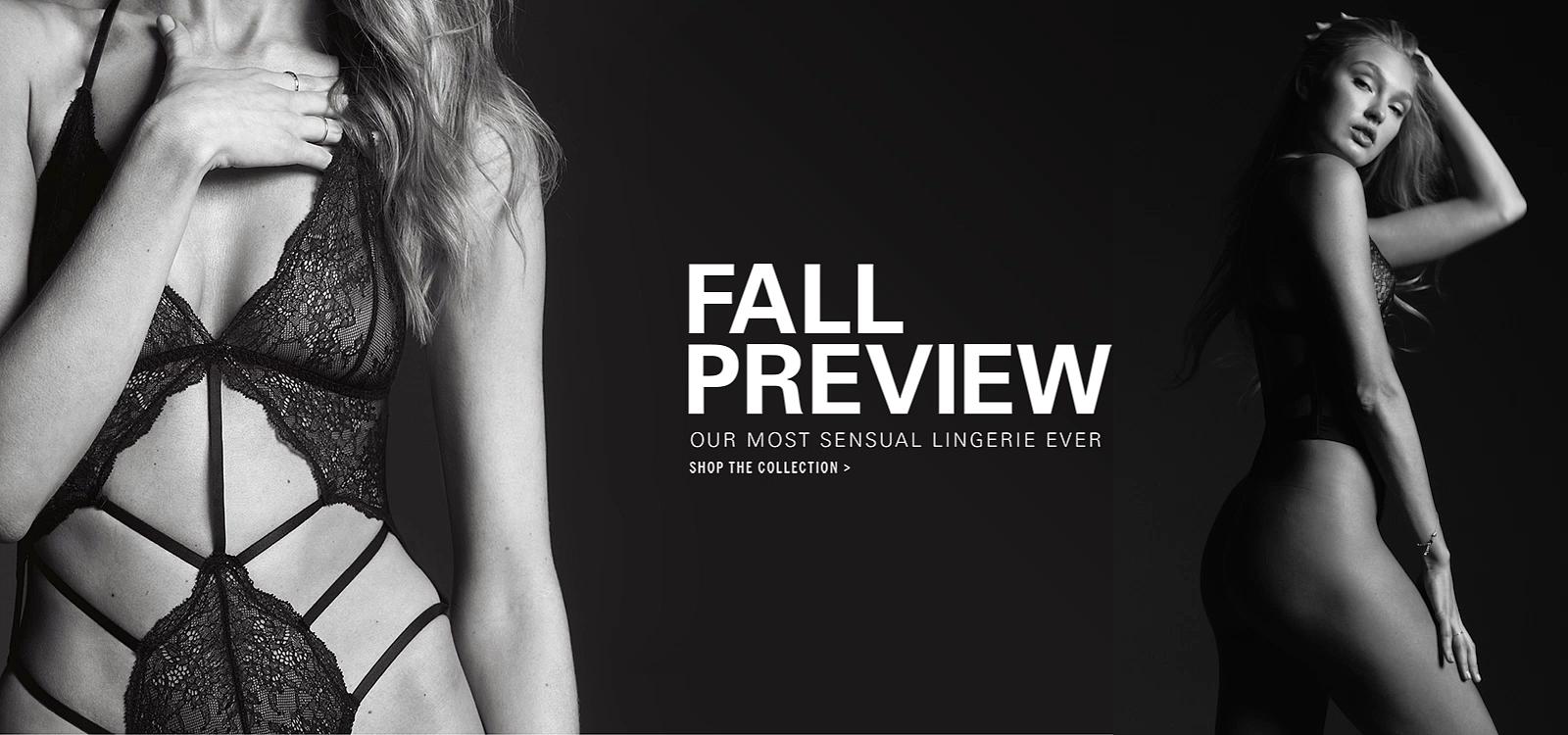 Sexy Lingerie - Victoria's Secret
