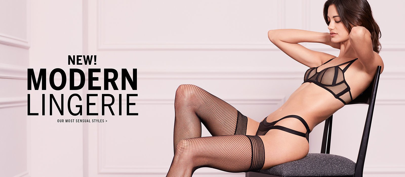 eece636e6f3 Modern Lingerie. Click for our most sensual styles.