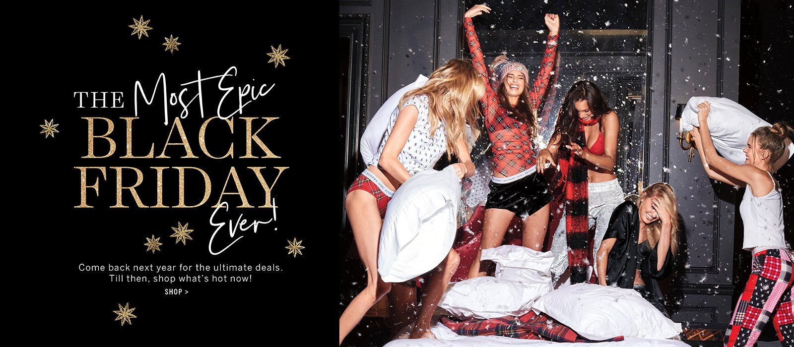 56b67e742151c Black Friday - Victoria's Secret