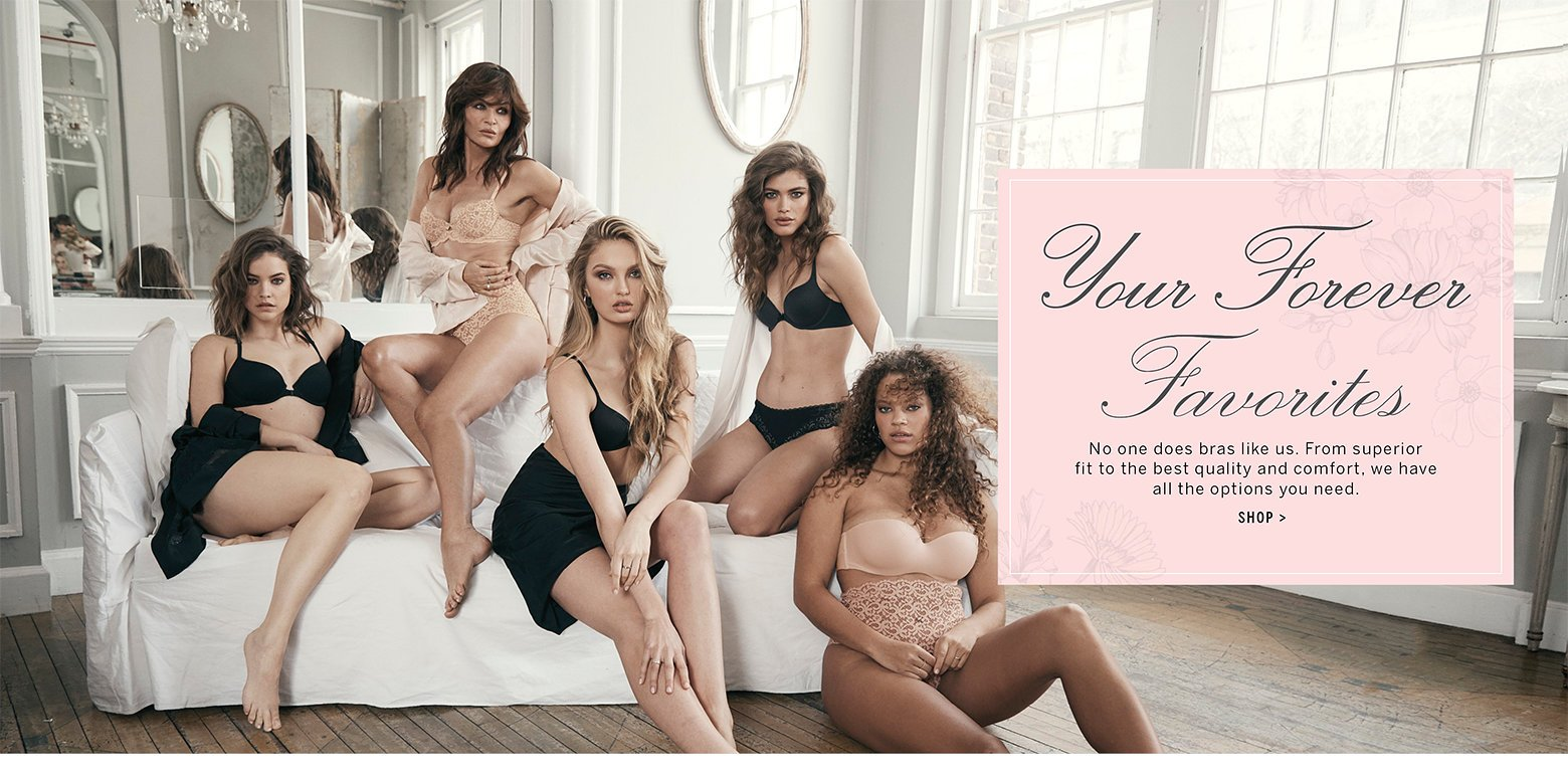 Victoria S Secret The Sexiest Bras Panties Lingerie Sportswear