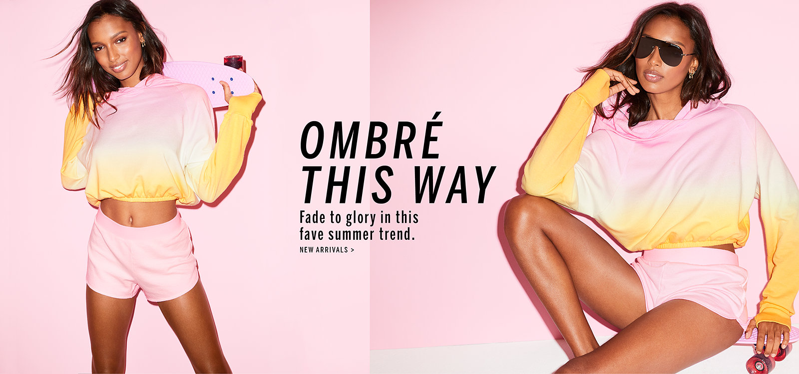 02627b2e10 Ombre This Way. Fade to glory in this fave summer trend. Click for new