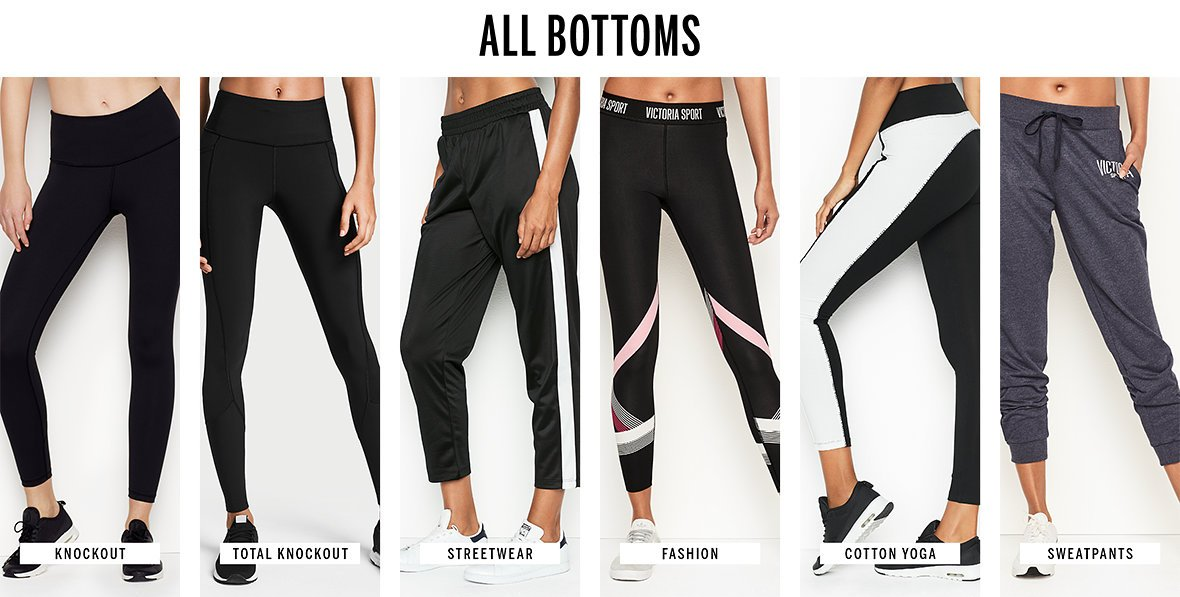 02254b0a1c46e Shop All Sportswear Bottoms - Victoria Sport
