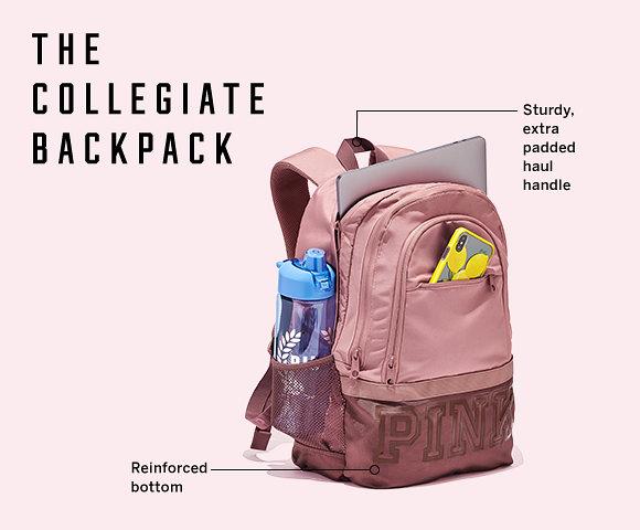 Backpacks - PINK