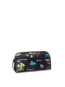 d3d3d43015 Victoria's Secret, Neon Paradise Beauty Bag, onModelFront, ...
