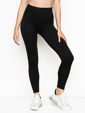 6a1ad927e6 Victoria Sport Ribbed Seamless High Rise 7/8 Tight