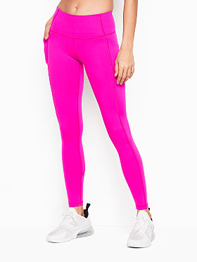 d1e01c684c89f8 Knockout by Victoria Sport Mid Rise Pocket Tight