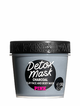 c596889a3efe PINK Detox Mask Charcoal Face and Body Mask
