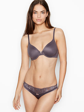 Victoria's Secret Lightly Lined Full-coverage Bra,Tornado 96B7