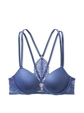 E et D S3024 cotton Push up Bra set with matching panties BNWT