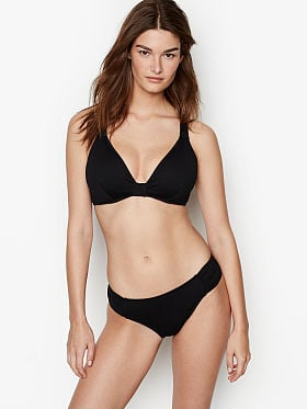 7b765ca480 Halter Bikini Tops - Victoria s Secret