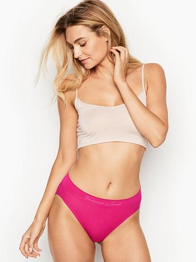 Victoria's Secret, Victoria's Secret Perfect Comfort Seamless High-leg Brief Panty,