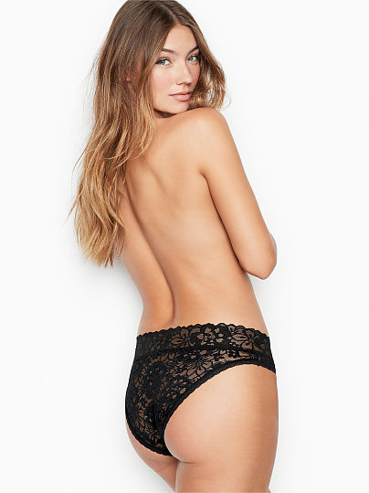 Victoria's Secret, The Lacie new High-Leg Cheeky Panty, featured, 1 of 3