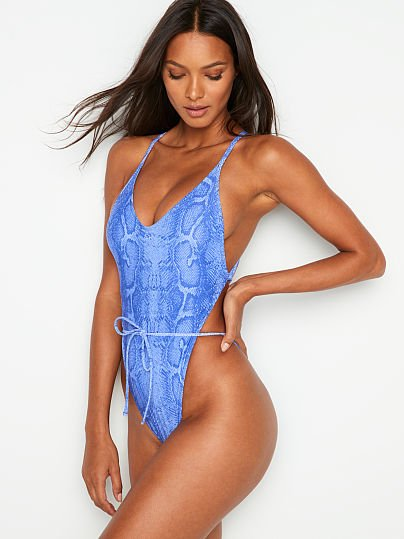34cdd320d91f3 Open Side High-leg One-piece - Victoria's Secret - vs