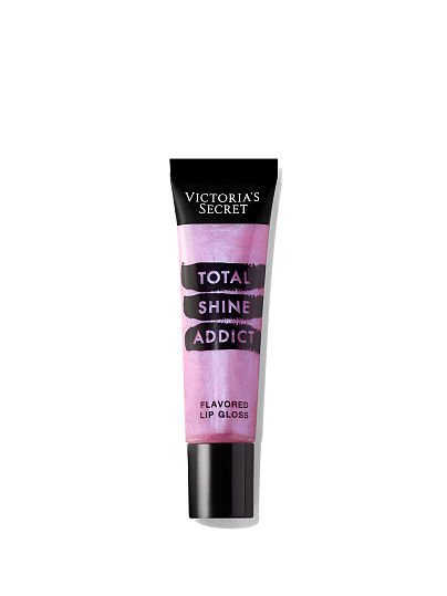 Victoria's Secret, Victoria's Secret Total Shine Addict Flavored Lip Gloss, Sweet Nothing, featured, 1 of 3