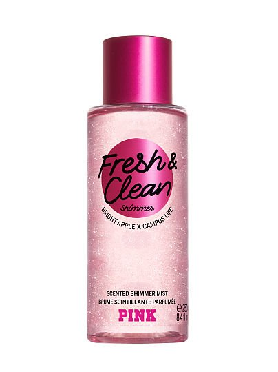 PINK Scented Shimmer Mist, featured, 1 of 1