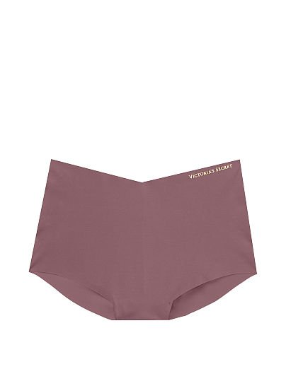Victoria's Secret, Sexy Illusions by Victoria's Secret No Show Midi Brief Panty, Smooth Purple Goddess, offModelFront, 1 of 1