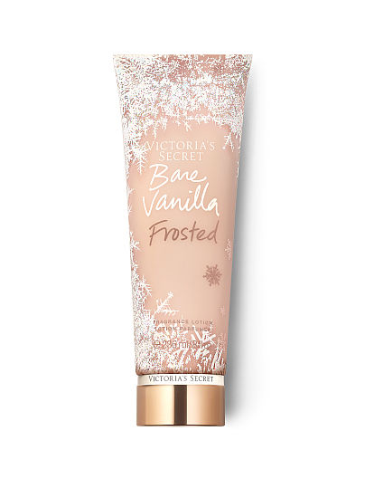 Victoria's Secret new Frosted Fragrance Lotion, Bare Vanilla Frosted, featured, 1 of 1