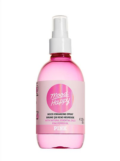 PINK Mood Therapy Mood-Enhancing Spray, Happy,