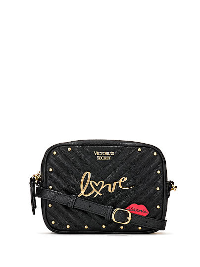 66bc56fd3aef6 Embellished Convertible City Crossbody Belt Bag - Victoria's Secret ...