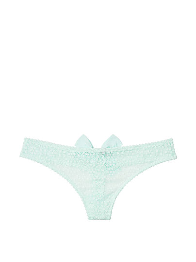 Victorias Secret Dream Angels Bow Thong Panty