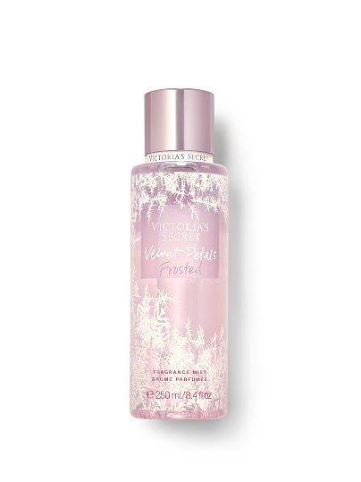 Victoria's Secret Frosted Fragrance Mists, Velvet Petals Frosted, featured, 1 of 1