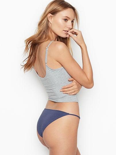 Victoria's Secret, Victoria's Secret Stretch Cotton Itsy Panty, featured, 1 of 3