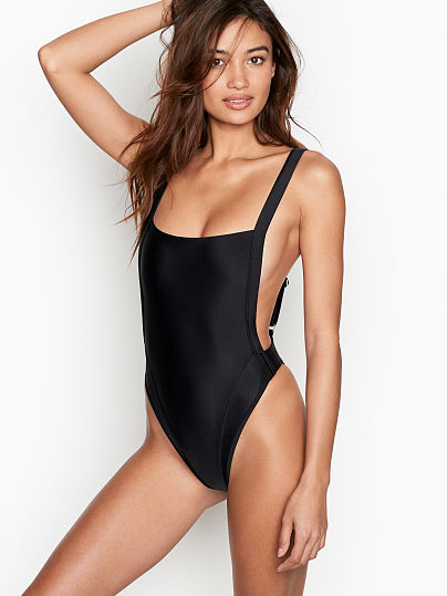 3a47d3460f Open Side Cheeky One-piece - FAE - vs