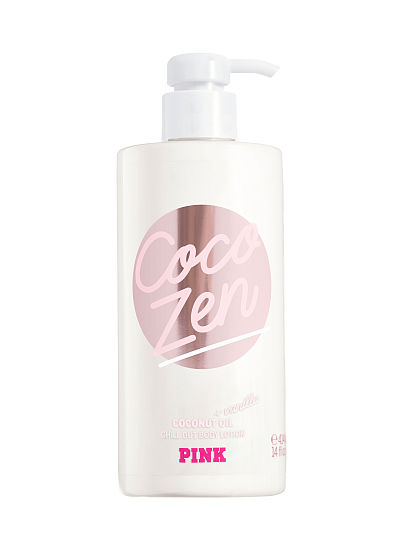 PINK Coco Zen Vanilla Body Lotion, Coconut Vanilla, offModelFront, 1 of 1