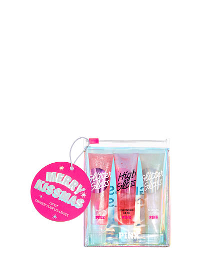 Merry Kissmas Lip Kit by Pink