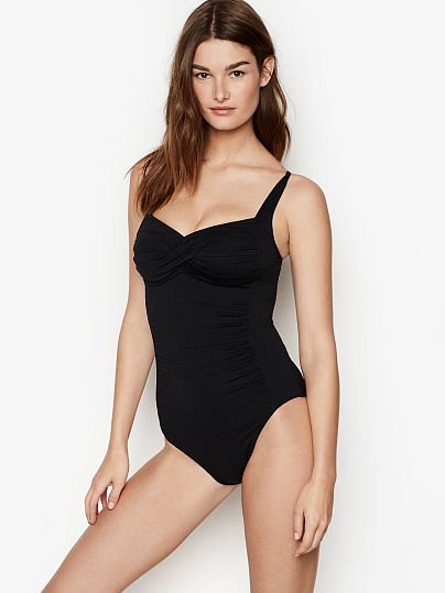 44395287ba80d Twist Halter One-piece - Seafolly - vs