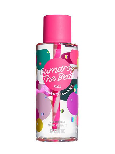 PINK new Limited Edition I Want Candy Scented Mists, Gumdrop The Beat, offModelFront, 1 of 1