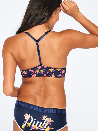 PINK Wear Everywhere Push-Up T-Back, featured, 1 of 4