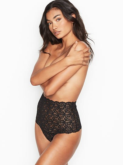 Victoria's Secret, Body by Victoria High-waist Thong Panty,