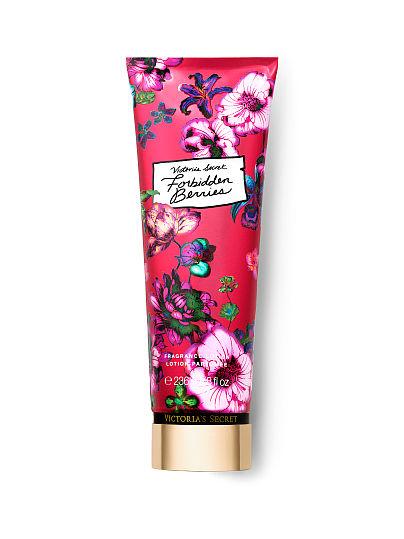 Victoria's Secret, Victoria's Secret Wonder Garden Fragrance Lotions, Forbidden Berries, offModelFront, 1 of 2