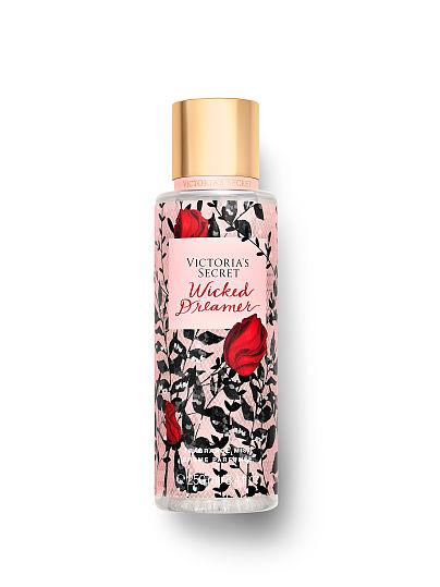 Victoria's Secret, Victoria's Secret Dark Romantics Fragrance Mists, Wicked Dreamer, offModelFront, 1 of 2