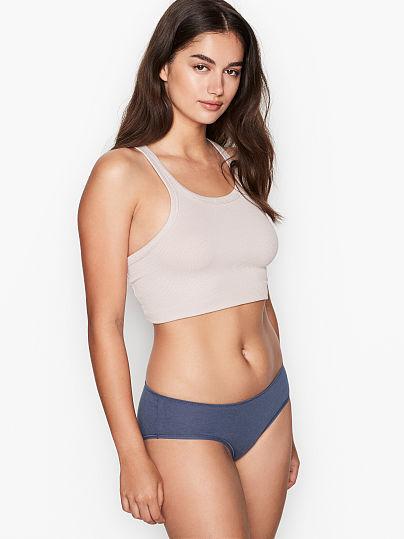 Victoria's Secret, Victoria's Secret Ruched-back Hiphugger Panty,
