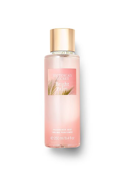 Victoria's Secret new Fresh Oasis Fragrance Mists, Bright Palm, offModelFront, 1 of 2