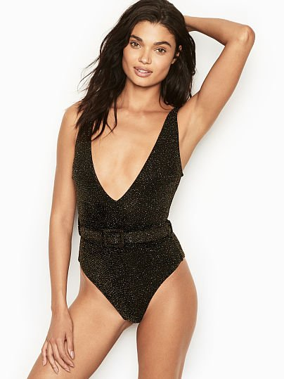 d93ffa2cfa High-leg Plunge One-piece - Normaillot - vs