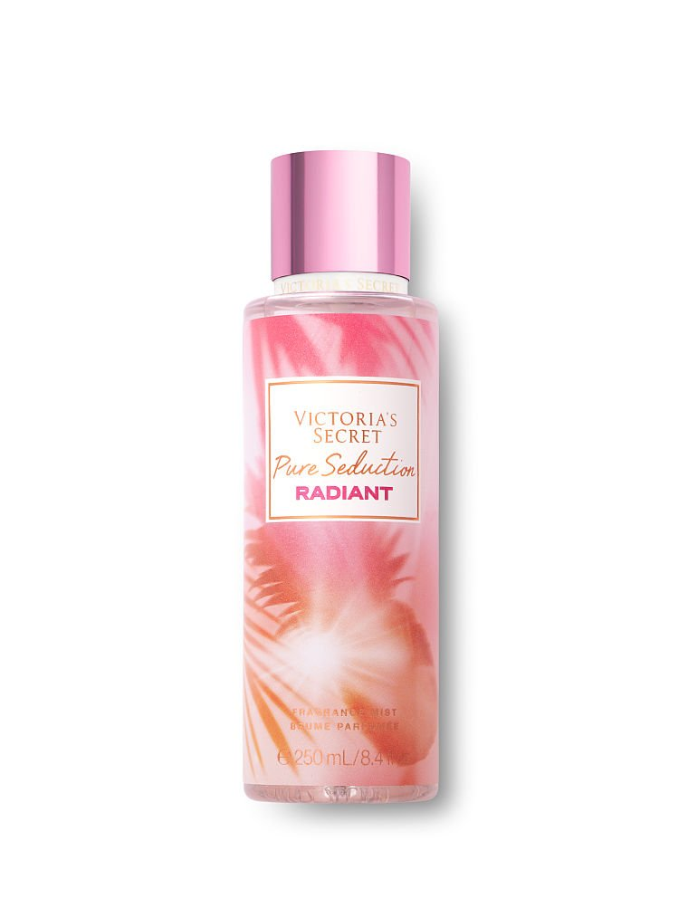 Victoria's Secret Limited Edition Radiant Fragrance Mist