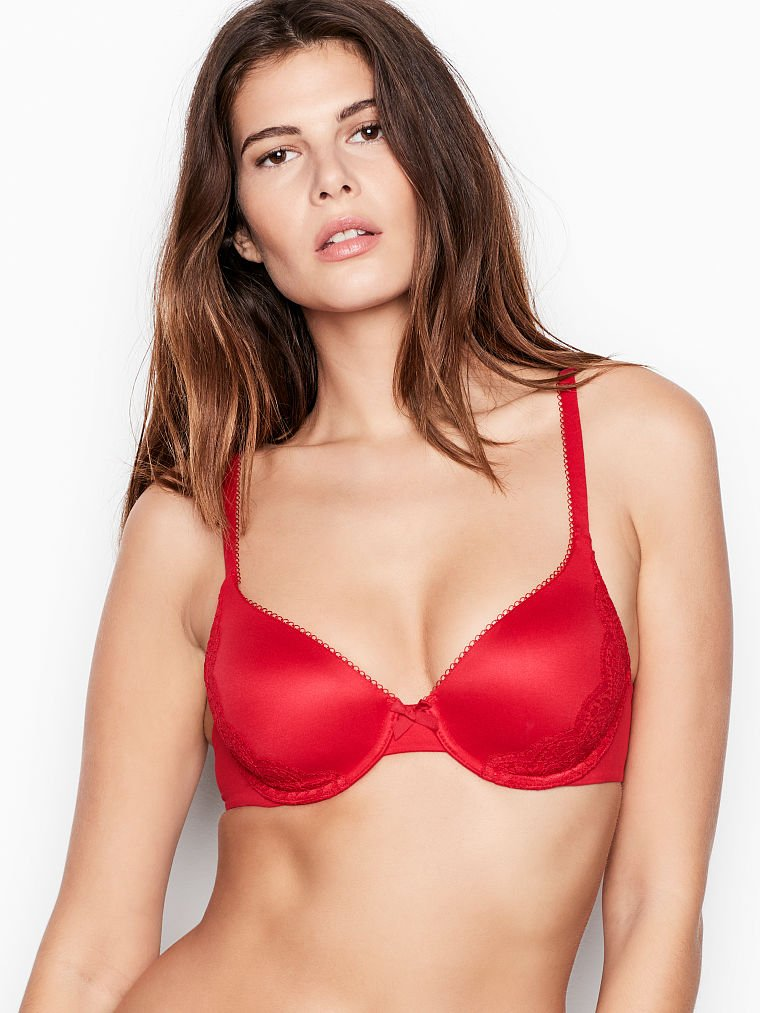 Victoria's Secret Lightly Lined Full-coverage Bra