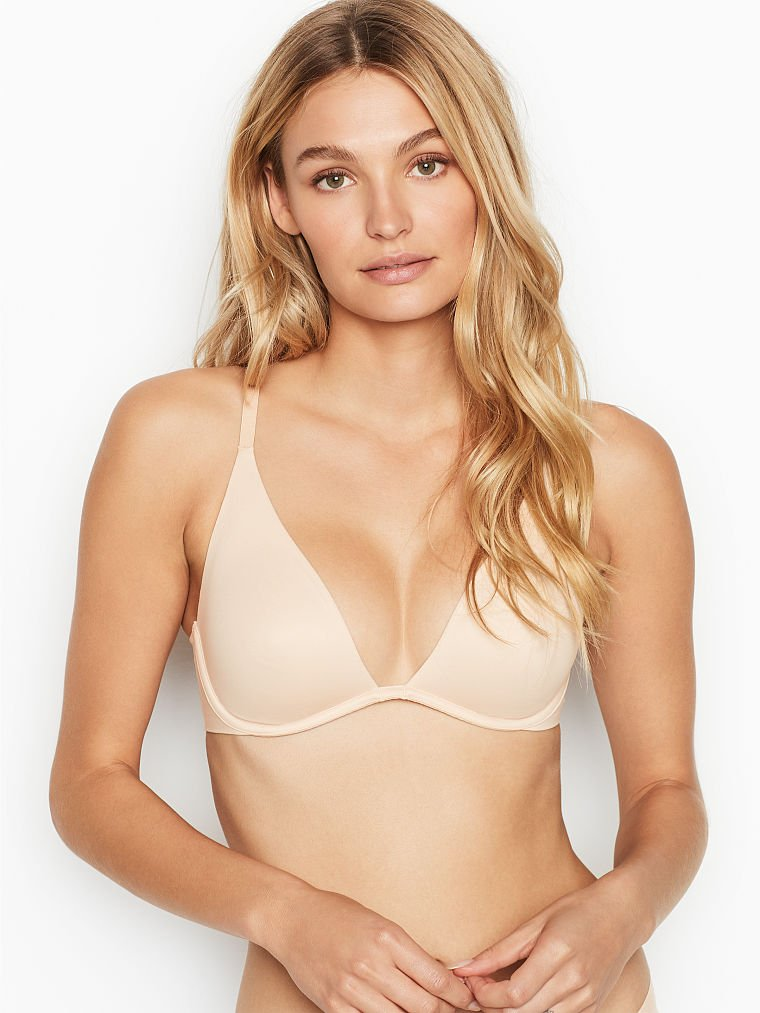 Victoria's Secret Unlined Plunge Bra