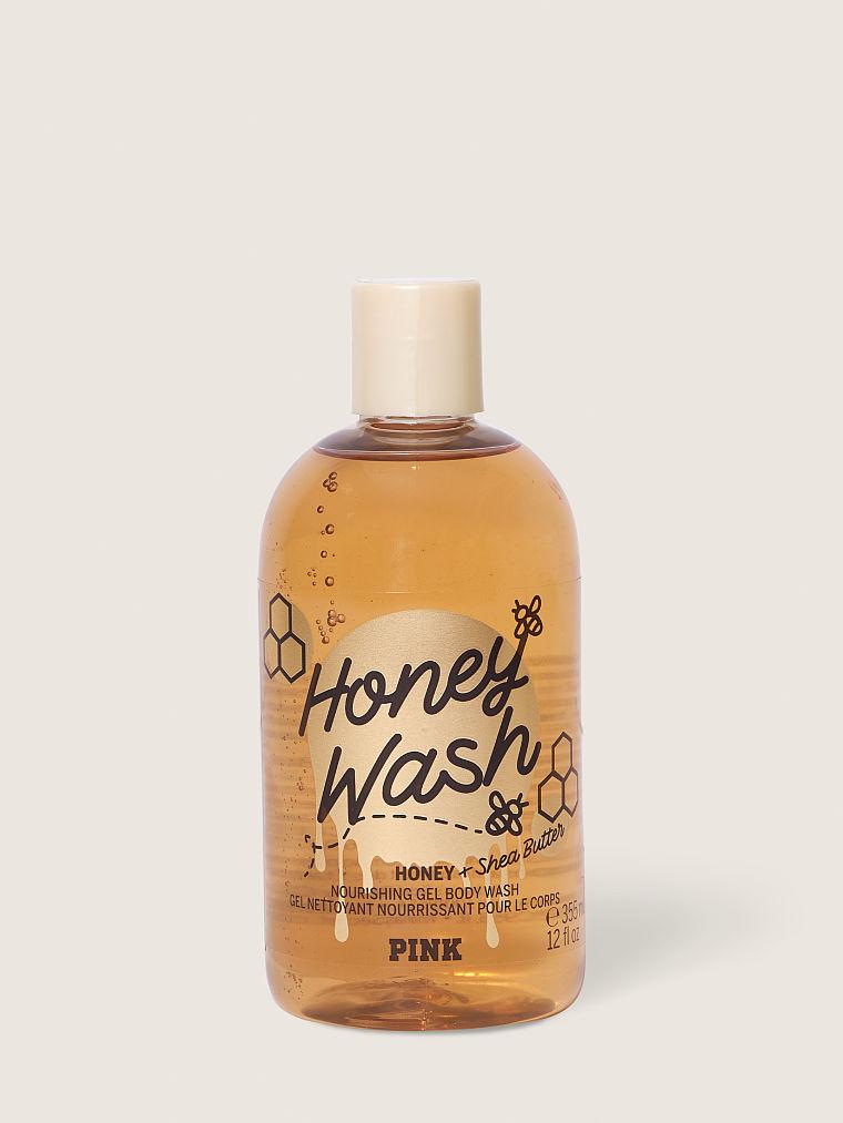 Victoria's Secret Honey Wash Nourishing Gel Body Wash with Pure Honey